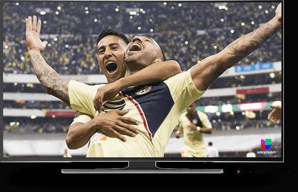 Ver Fútbol con Liga MX per Univision - EPHRATA, WA - Lopez Satellite - Distribuidor autorizado de DISH