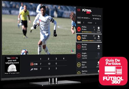 Guía de partidos - Fútbol 360 - EPHRATA, WA - Lopez Satellite - Distribuidor autorizado de DISH