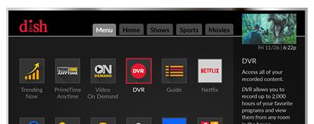 Vea television con DISH - Lopez Satellite en EPHRATA, WA - Distribuidor autorizado de DISH
