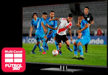 Multi Channel - Fútbol 360 - EPHRATA, WA - Lopez Satellite - Distribuidor autorizado de DISH